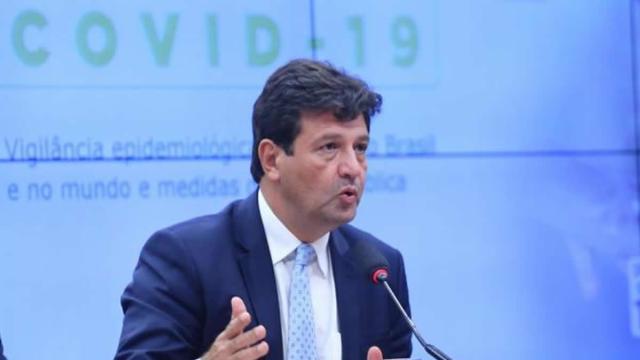 Ministério da Saúde corrige informação sobre primeira morte por Covid-19