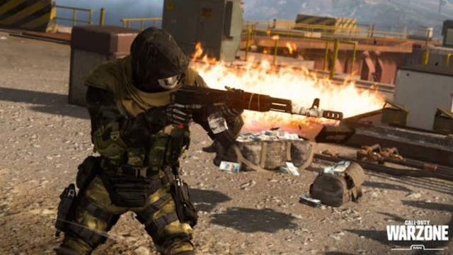 'CoD Warzone': a gas bug has been costing players their games to their opponents