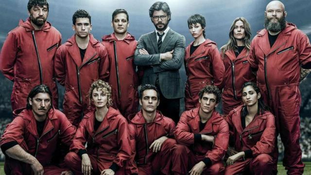 O que esperar de uma possível 5 temporada de 'La Casa de Papel'