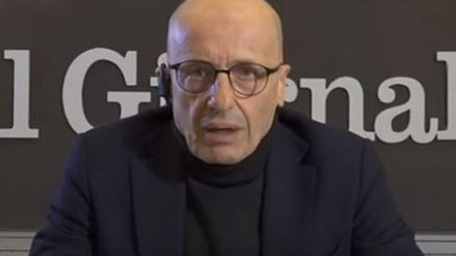 Sallusti: dopo la critica all'Anpi il giornalista riceve insulti su Twitter