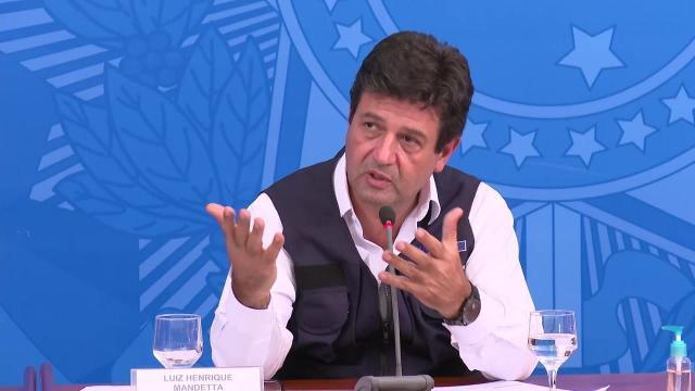 Coronavírus: após polêmicas Ministro da Saúde Mandetta pode ser demitido