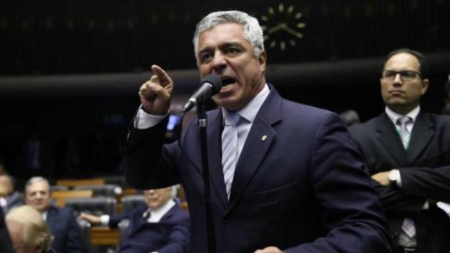 Major Olímpio protocola pedido de impeachment contra João Doria