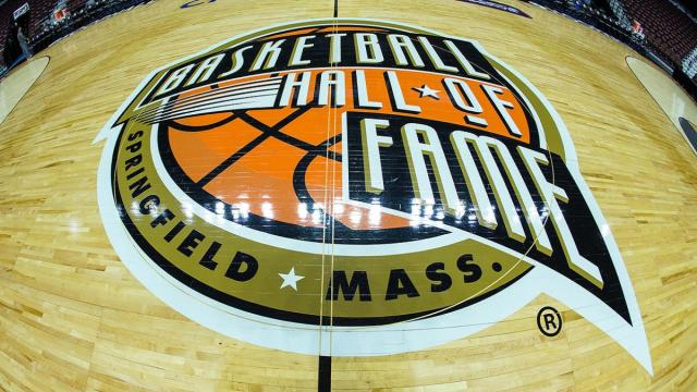 Pro Basketball Hall of Fame Class of 2020 announced