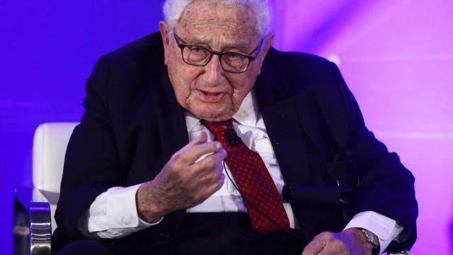 Coronavirus: Henry Kissinger pubblica un editoriale sul Zall Street Journal