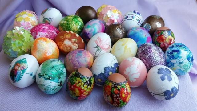 Ricette, Uova di cioccolato fai da te usando il guscio dello stesso uovo
