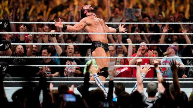 WrestleMania 36: McIntyre conquista il titolo WWE