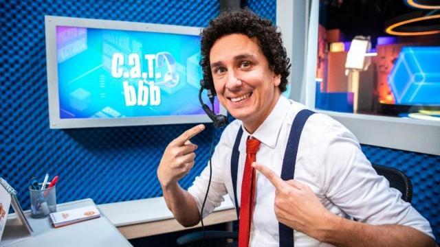 'BBB20': sucesso com quadro no programa, Rafael Portugal diz que lamentou saída de Dani