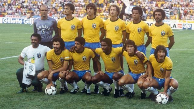 Il Brasile del 1982 testimonial di una raccolta fondi per la lotta al Covid-19