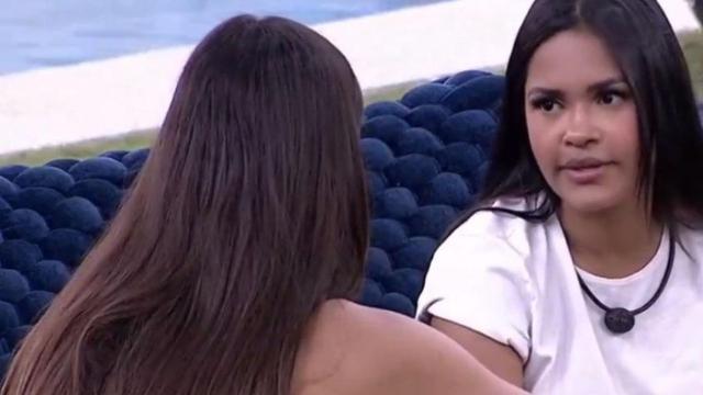 'BBB20': Flayslane expõe ciúmes de Mari com Ivy e diz ser 'doloroso ver e aceitar'