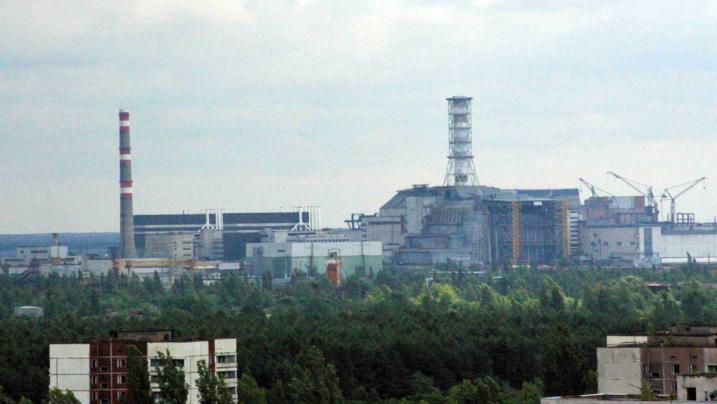 Chernobyl: domato un incendio nei pressi della centrale nucleare