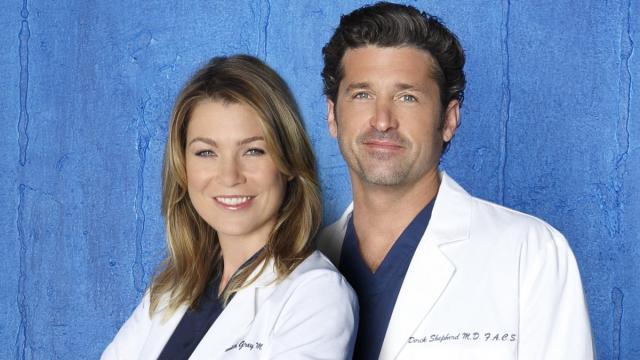 Grey's Anatomy, Meredith e Derek: cinque scene romantiche della coppia più amata