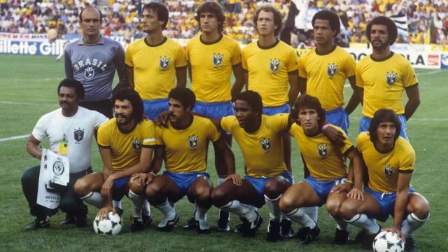 SporTV reprisará jogos da Seleção Brasileira na Copa de 82