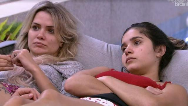 'BBB20': Marcela diz que ficaria revoltada caso ator chamasse amiga de 'rapariga'