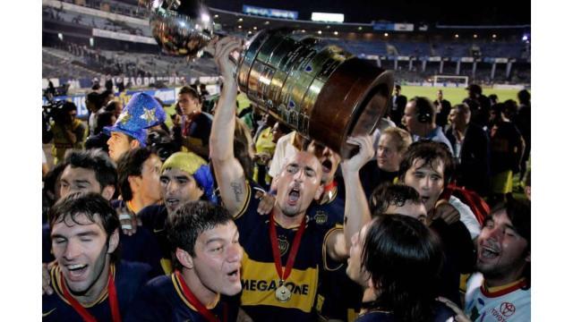 Cinco times com mais títulos na Libertadores