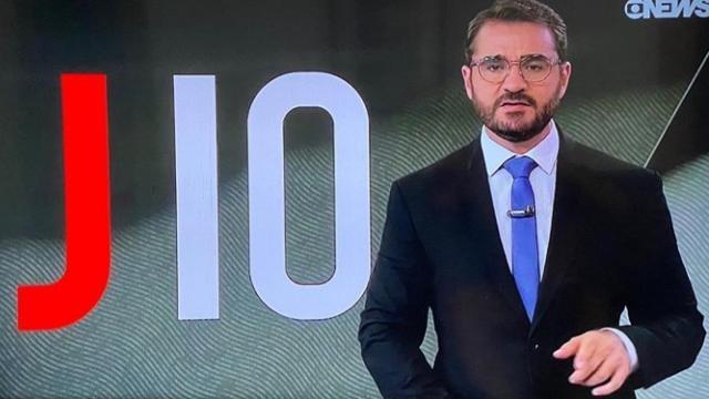 Jornalista Marcelo Cosme quebra quarentena e caminha pela Orla do Rio