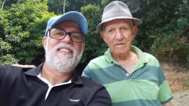 Morre aos 87 anos Hartenor Leopoldino Duarte, pai do pastor Claudio Duarte