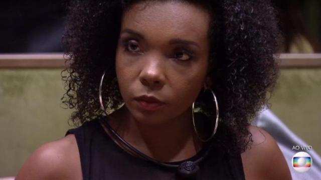 'BBB20': 'ela que não venha gritar', dispara Thelma a cerca de Flayslane
