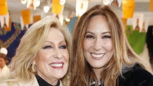 Rosario y Fernando Mohedano cumplen años y su madre Rosa Benito saca el álbum familiar