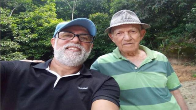 Pastor Claudio Duarte lamenta o falecimento de seu pai: 'muita saudade'