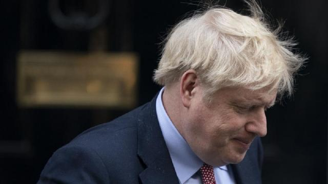 Boris Johnson, esta ingresado en la UCI a causa del coronavirus