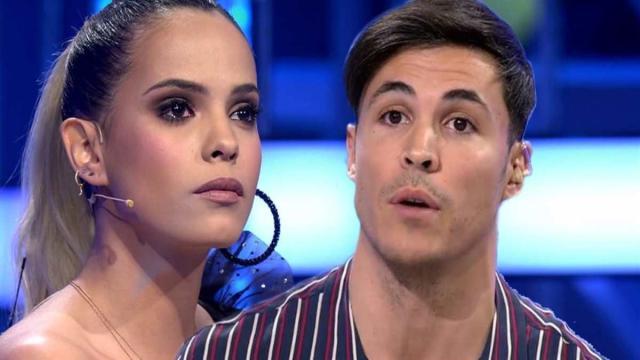 Kiko Jiménez le replica a Gloria Camila que él no es gay: 'Está muy feo hablar de eso'