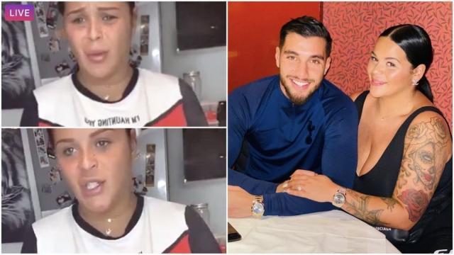 Sarah Fraisou et Ahmed s'embrouillent en plein direct sur Instagram