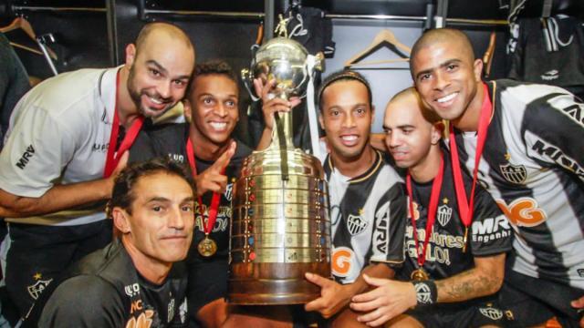 Sete jogadores que venceram a Libertadores e a Champions League