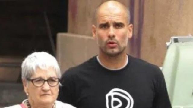 Mãe do técnico Pep Guardiola, morre por coronavírus