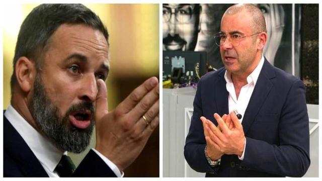 Jorge Javier Vázquez asegura en Sálvame que es víctima de una campaña de desprestigio