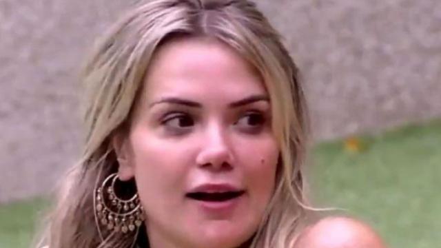 Gizelly chora e diz que Marcela foi a melhor pessoa que já conheceu