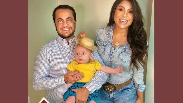 Tammy Miranda e esposa comemoram 3 meses de vida do filho Bento