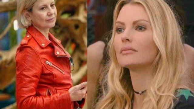 GF Vip, Licia Nunez si scontra in diretta con Antonella Elia