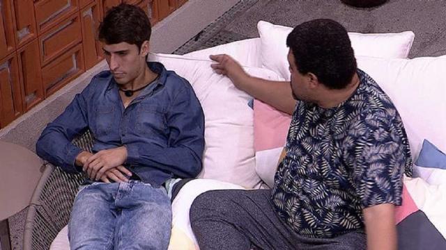 'BBB20': Felipe Prior manda mensagem para Babu 'Caraca, que saudade dele'