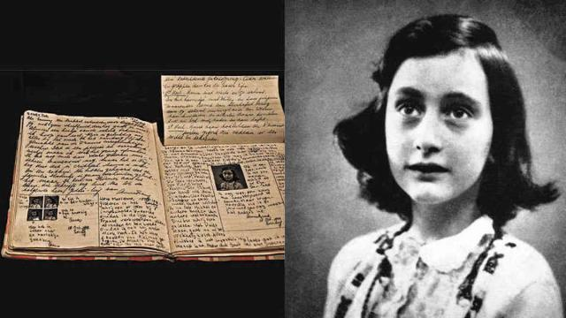 El legado de Ana Frank es un ejemplo para la humanidad