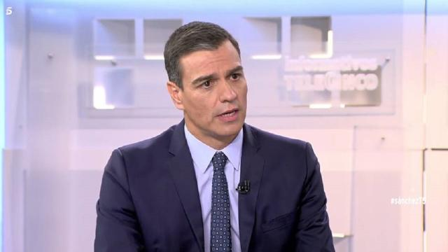 Pedro Sánchez confirma la nueva prórroga del Estado de Alarma