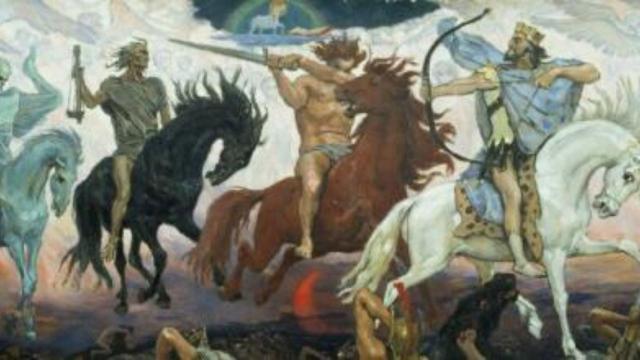 Sete selos do Apocalipse, segundo o evangelista João