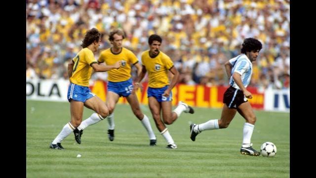 Problemas técnicos impedem SporTV de exibir jogo do Brasil na Copa de 82