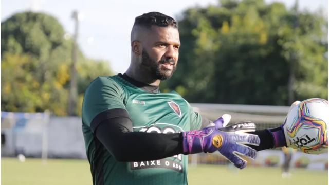Felipe, ex-goleiro do Corinthians e Flamengo, não acredita na continuidade do Paraibano