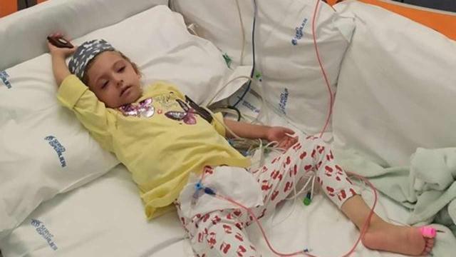 Pordenone, muore la piccola Elisa affetta da una rara forma di leucemia