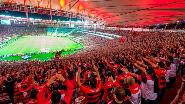 Os 5 times com maiores torcidas no Brasil