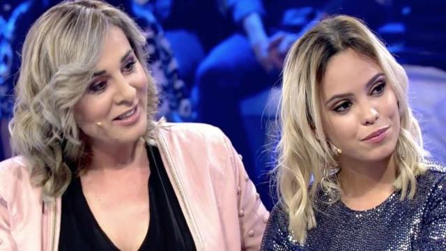 Supervivientes/ Gloria Camila defenderá a Ana María Aldón en el plató