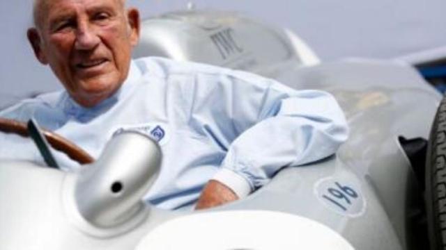 Fórmula 1: Falece aos 90 anos Stirling Moss, um dos maiores pilotos da história