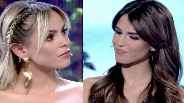 Guerra sobre fotos en Instagram entre seguidores de Gloria Camila y Sofía Suescun