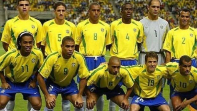 7 jogos que se destacaram na campanha da Seleção Brasileira na Copa de 2002