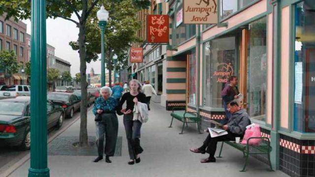 Beverly Police enforcing one-way sidewalks in effort to promote social distancing