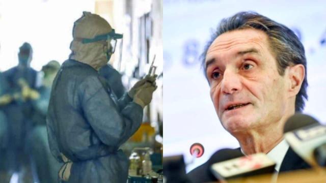 Il movimento delle sardine chiede le dimissioni di Fontana