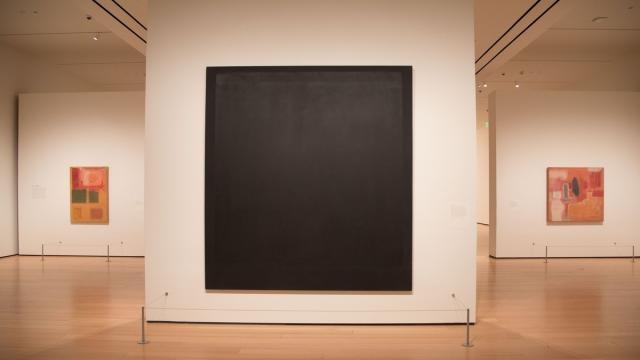 La pintura de Rothko oculta motivos emocionales y trágicos