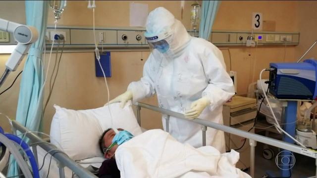 Cientistas dizem que coronavírus foi encontrado a até 4 metros de pacientes infectados