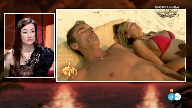 Adara sería la causante de la primera riña entre Hugo Sierra e Ivana Icardi