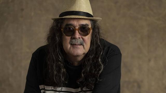 Morreu nessa segunda-feira (12), o cantor e compositor baiano Moraes Moreira